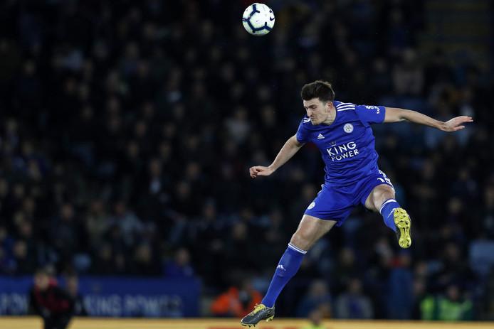 Harry Maguire verliet Leicester City voor maar liefst 87 miljoen euro en is daarmee de duurste verdediger ooit.