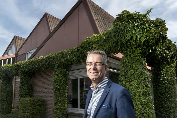 Marinus Kempe, directeur van woonstichting De Kernen uit Hedel
