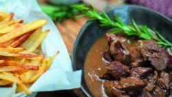Exclusief recept uit kookpocket van Rani De Coninck: stoofvlees met handgesneden frietjes