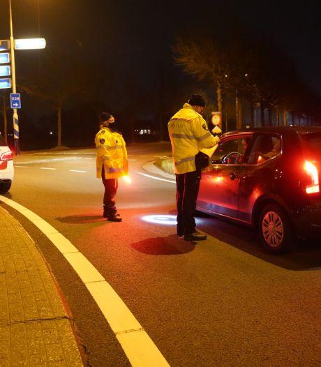 Rustig op straten in de regio bij eerste avond met avondklok: aantal uitgedeelde boetes niet bekend