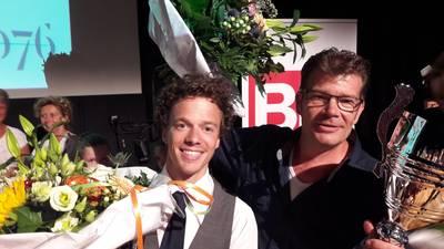 Sjoerd Schouw is Leraar van het Jaar voortgezet onderwijs; Jurgen Nijhuis beste conciërge