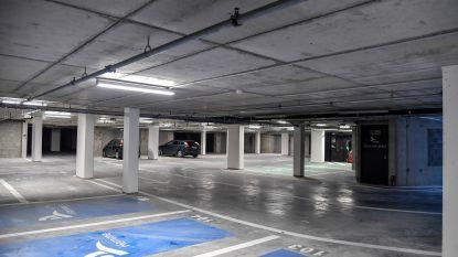 Nieuwe ondergrondse parking eerste maanden gratis ter kennismaking