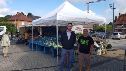 Marktkramers en klanten zijn het eens: wekelijkse markt in Bertem is een succes