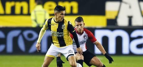 Foor terug in basis bij Vitesse voor uitduel met NAC