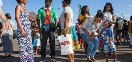 Laatste keer Kwaku Festival in het Nelson Mandelapark?