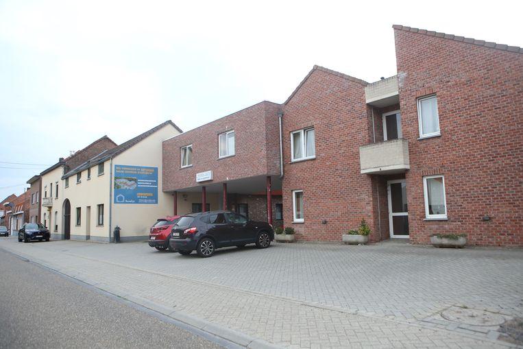 Het asielcentrum is gepland in het voormalige woonzorgcentrum Philemon en Baucis aan de Zoutleeuwse Steenweg.