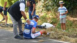 Het is niet zijn seizoen: Terpstra verlaat Tour na val