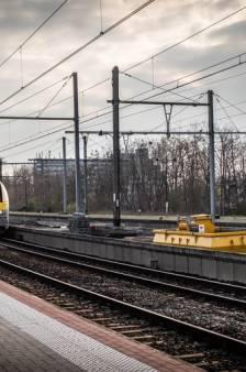 Des explosifs découverts à Jette, le trafic des trains interrompu