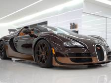Dit kost het onderhoud van een Bugatti Veyron