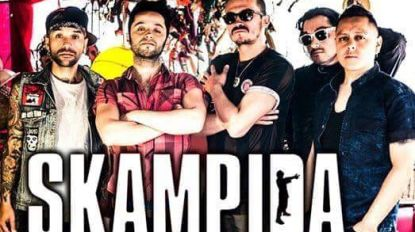 Skampida brengt stukje Colombia naar Vogelzang Café