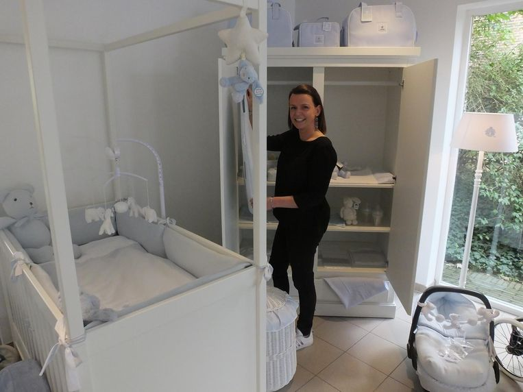 Sarah De Maertelaere in Mimi Baby.