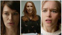 """'Game Of Thrones'-actrices kaarten seksisme in Hollywood aan met komische video: """"Kan je dat wat slanker doen?"""""""