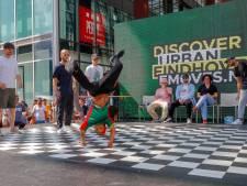 Eindhoven rockt het hardste tijdens het breakdancen