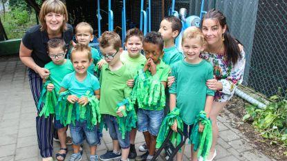 Schoolfeest in teken van schlagers