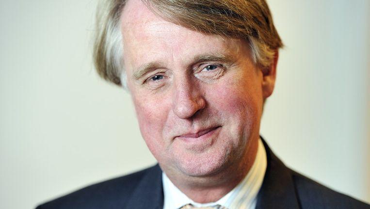 Dick Benschop, president-directeur van Shell. Beeld anp