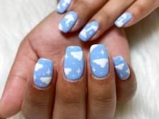 Tendance: des nuages jusqu'au bout des ongles