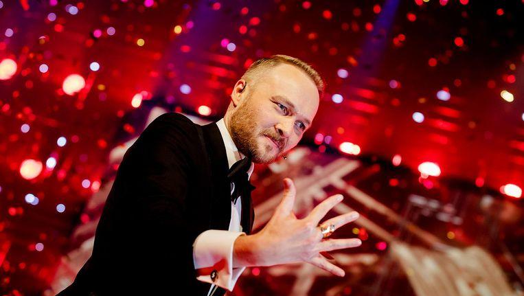 Vorig jaar won Arjen Lubach met het programma Zondag met Lubach de Gouden Televizierring Beeld anp