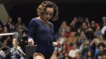 """Ze ging vorige week wereld rond met perfecte grondoefening. Maar door bodyshaming begon gymnaste zichzelf te haten: """"Ik was een vogel die niet kon vliegen"""""""