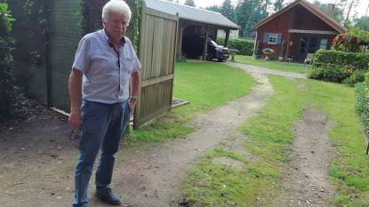 """Guido wordt ongeduldig: """"Duizenden euro uitgegeven om mijn huisje te regulariseren. Nu mag de gemeente eens een riool komen leggen"""""""