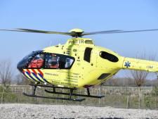 Traumahelikopter ingezet voor reanimatie in Ellemeet