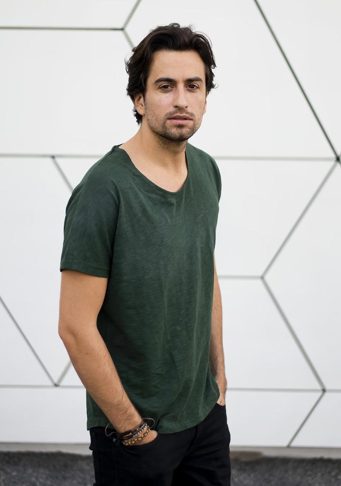 'Ik wilde absoluut geen bekende Nederlander worden', aldus Dotan.