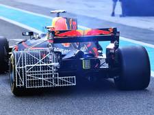 Verstappen derde in middagtest Abu Dhabi