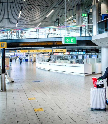 Un des trafiquants de drogue les plus recherchés arrêté à l'aéroport de Schiphol