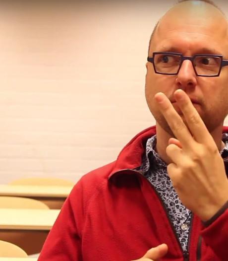 Geen taal zo internationaal als gebarentaal