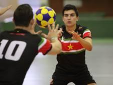 Slot geniet van uniek toernooi met Suriname