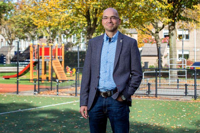 Michel van Elck (Leefbaar Rotterdam): ,,Laat Oosterflank niet nogmaals in de steek.''