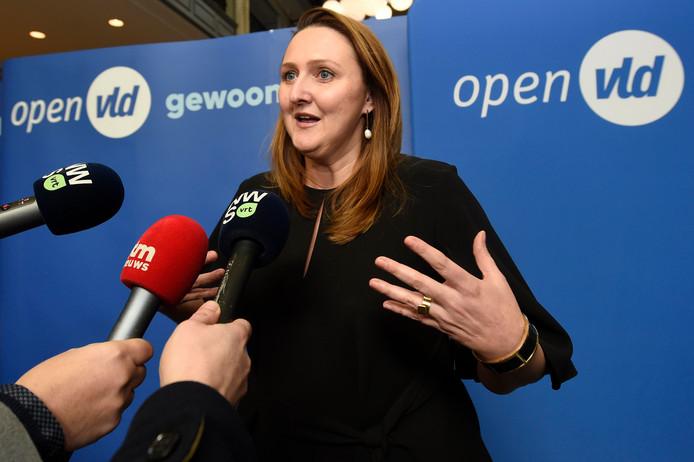 Cette élection doit clore ou éventuellement renouveler le mandat détenu depuis 4 ans par Gwendolyn Rutten.