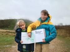 """Lowie (9) en Lasse (11) draaien natuurdocumentaire over Gentbrugse Meersen: """"Het is onze speeltuin van 240 hectare groot"""""""