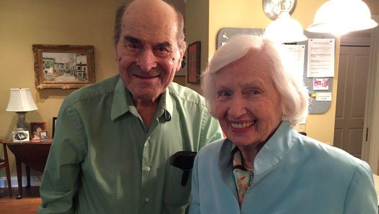 Henry Heimlich redde op zijn 96e het leven van Patty Ris.