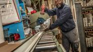 Vluchteling Zola vindt werk dankzij 'Jobroad'