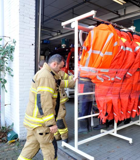 Brandweer rukt voorlopig voor de laatste keer uit vanaf Oranjepark in Dordrecht
