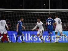 Frankrijk slaat aanval IJsland af en koerst met Turkije af op het EK