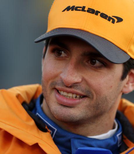 Sainz: 'McLaren feliciteerde me met overstap naar Ferrari'