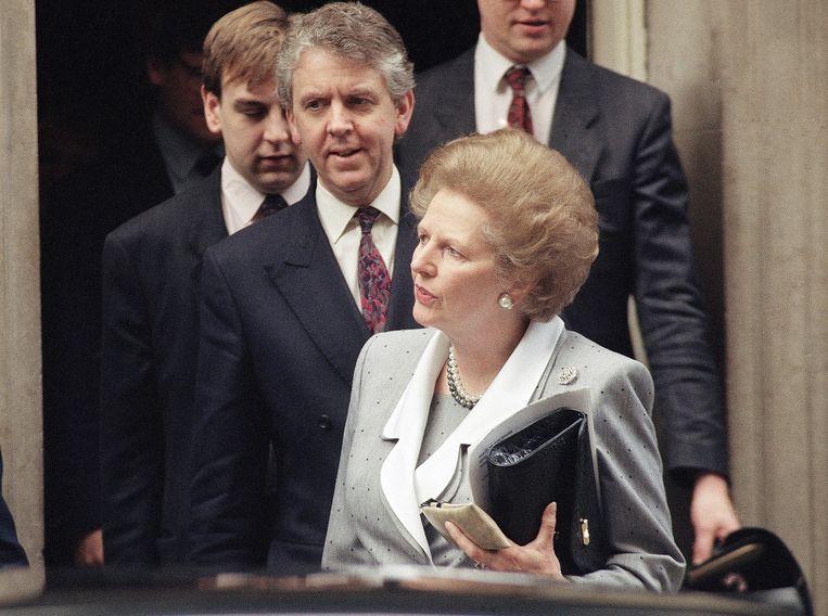 Margaret Thatcher. Beeld AP