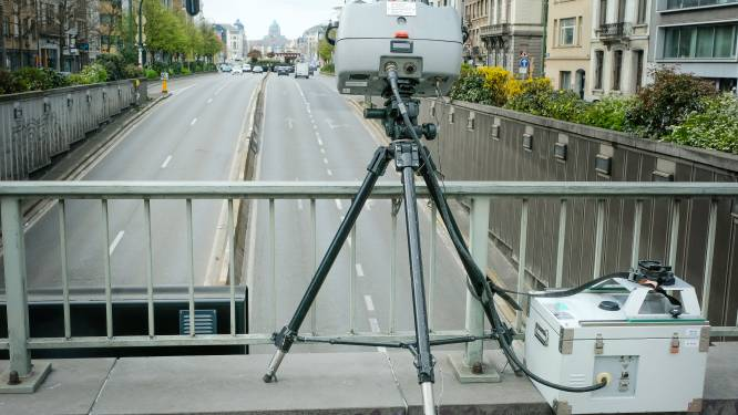 "Brusselse politie betrapte 9.400 hardrijders in derde trimester: ""Zwaarste overtreder haalde 166 km/u"""