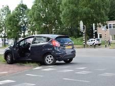 Bestuurder spoorloos na ongeval in Arnhem