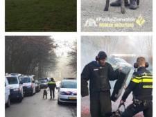 Politie zorgt in Zeewolde zelf voor vuurwerkoverlast