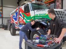 Hoe bouw je als privéteam een racetruck? Een kijkje in de keuken van Team Dakarspeed