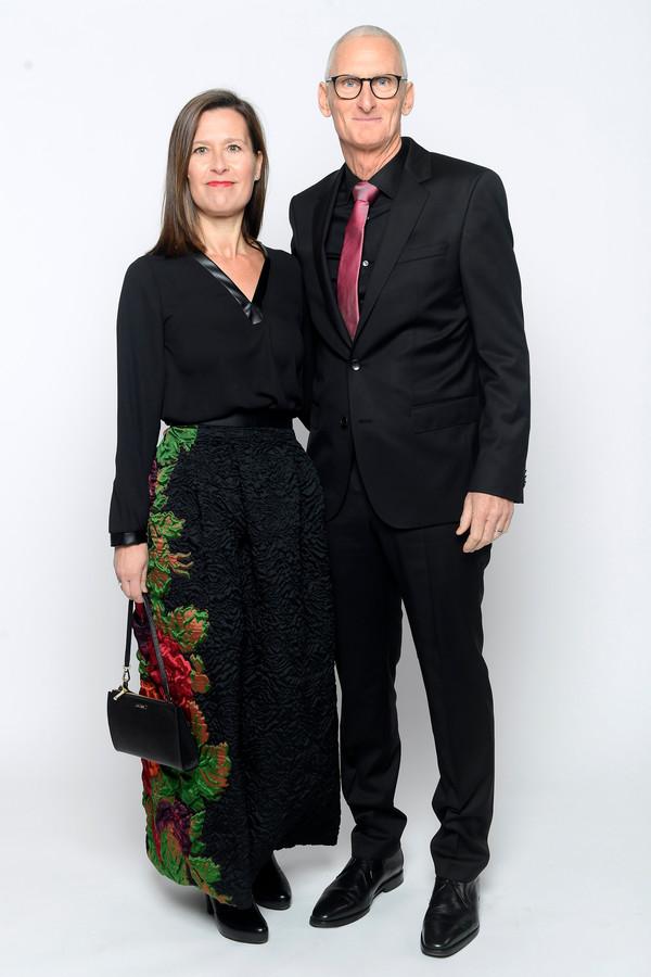 Allan Peiper op het Gala van de Kristallen Fiets in december 2019.