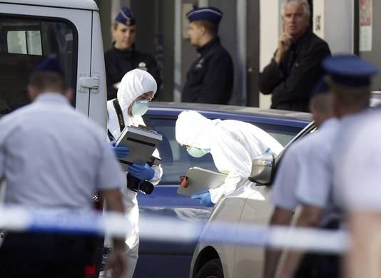 De aanslag op het Joods Museum in Brussel.