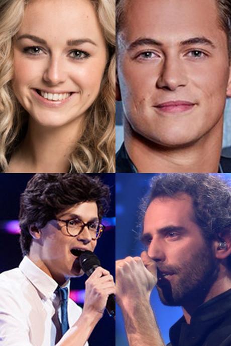 Dit zijn de vier finalisten van The Voice of Holland