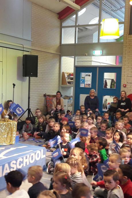 Feestje op excellente scholen in Nieuwegein, Houten en Culemborg