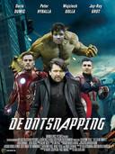 Ook van een filmposter van de Avengers is een parodie gemeekt.