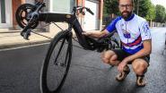 """Stijn (43) is voor 5de keer beste ligfietser ter wereld: """"Bij ideale omstandigheden rij ik  tot 75 kilometer per uur"""""""
