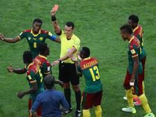 'Videoref' geeft rode kaart aan verkeerde speler