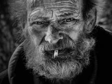 Dakloze Rini leeft vijf jaar na zijn dood voort in Scandinavisch fotoblad